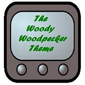 Ringtone Woody Woodpecker Theme (Guess Who) With Woody's Laugh and Knock by Mel Blanc
