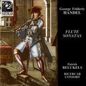Handel: Flute Sonatas by Patrick Beuckels