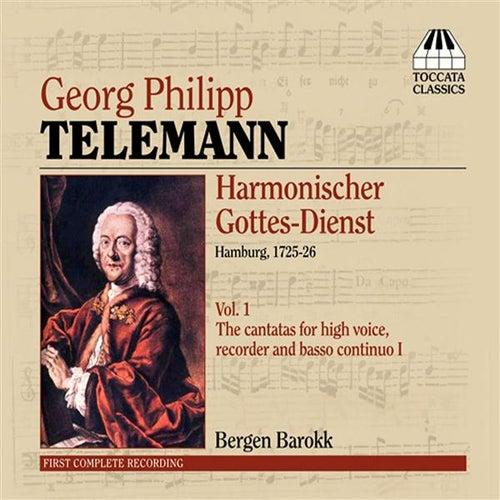 Play & Download Telemann: Harmonischer Gottes-Dienst, Vol. 1 by Bergen Baroque | Napster
