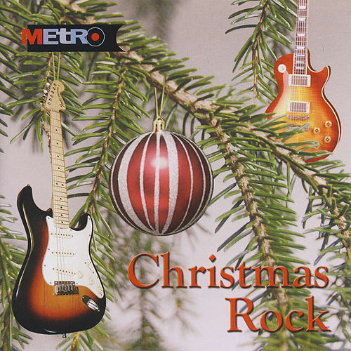 Christmas Rock - Holiday Guitar Jams by Holiday Music Ensemble