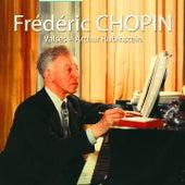 Frédéric Chopin : Valses by Arthur Rubinstein