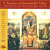 Play & Download A Treasure of Inestimable Value by St. Agnes Choir | Napster