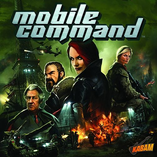 Play & Download Mobile Command Original Soundtrack - EP by Greg Rahn | Napster