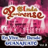 En Vivo...Desde Guanajuato Vol. 2 by Banda Yurirense