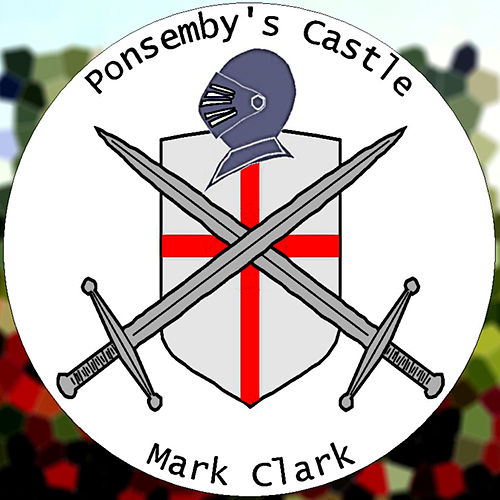 Ponsemby's Castle by Mark Clark