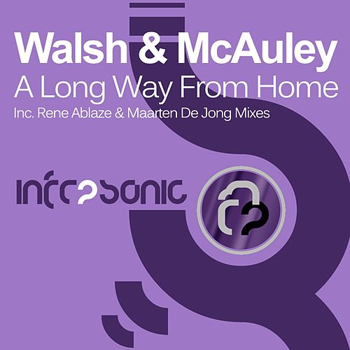 Play & Download A Long Way From Home by Walsh and Mcauley | Napster
