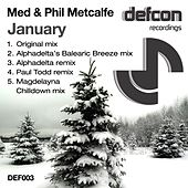 Play & Download January by MED | Napster
