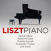 Lizst Piano by Various Artists