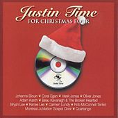 Justin Time for Christmas Four von Various Artists