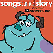 Play & Download Songs and Story: Monsters, Inc. by Various Artists | Napster