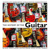The History Of The Guitar von Various Artists