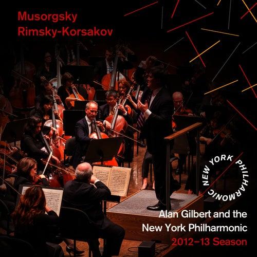 Play & Download Musorgsky, Rimsky-Korsakov by New York Philharmonic | Napster
