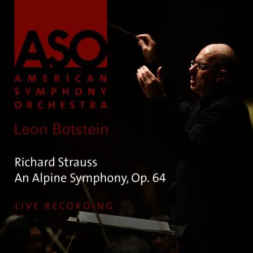 Strauss: An Alpine Symphony, Op. 64 by American Symphony Orchestra