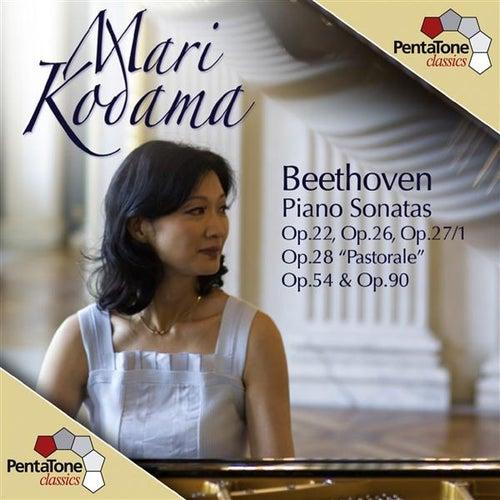 Beethoven: Piano Sonatas Nos. 11-13, 15, 22 & 27 by Mari Kodama