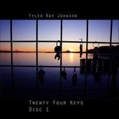 Twenty Four Keys by Tyler Ray Johnson