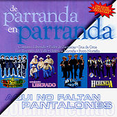 De Parranda en Parranda Vol. IV by Various Artists