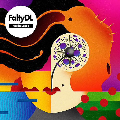 Play & Download Hardcourage by FaltyDL | Napster