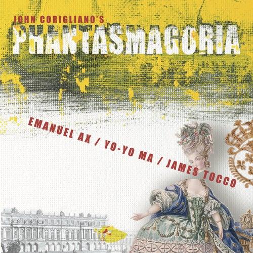 Corigliano: Phantasmagoria (Remastered) by Yo-Yo Ma