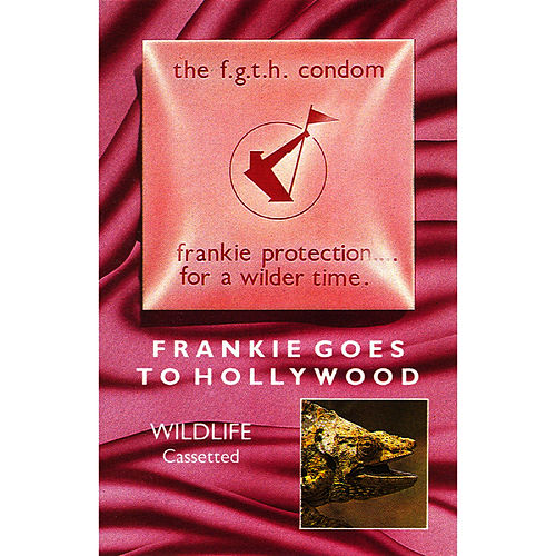 Wildlife (Cassetted) by Frankie Goes to Hollywood