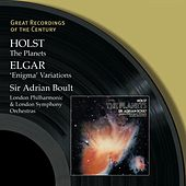 Play & Download Holst: The Planets - Elgar: 'Enigma' Variations by Sir Adrian Boult | Napster
