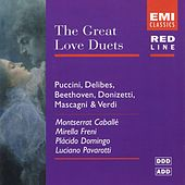 The Great Love Duets von Various Artists