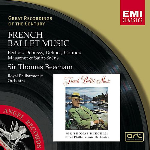 French Ballet Music by Sir Thomas Beecham