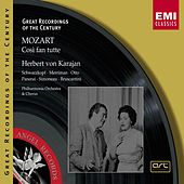 Play & Download Mozart: Così fan tutte by Various Artists | Napster
