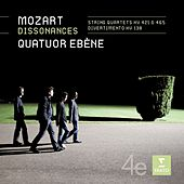 Play & Download Mozart String Quartets by Quatuor Ébène | Napster