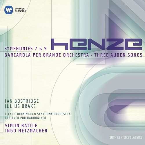 Play & Download 20th Century Classics: Hans Werner Henze by Various Artists | Napster