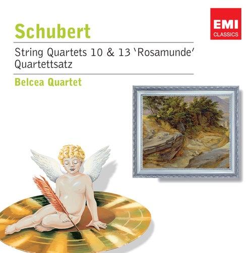 Play & Download Schubert: String Quartets by Belcea Quartet | Napster