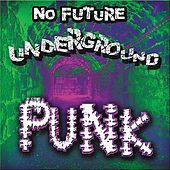 Play & Download No Future Underground Punk by Various Artists | Napster