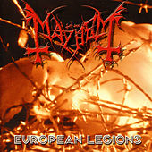 Play & Download European Legions by Mayhem | Napster