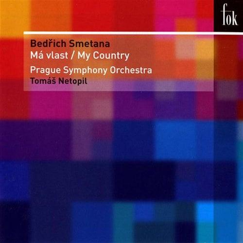 Smetana: Má Vlast by Prague Symphony Orchestra