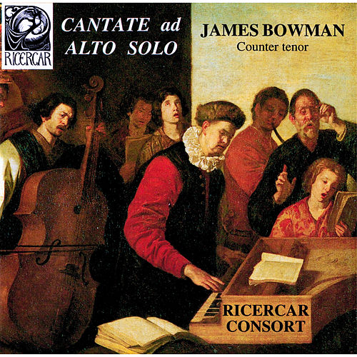 Cantate ad alto solo by James Bowman