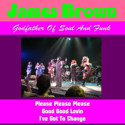 Godfather of Soul and Funk by James Brown