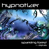 Sparkling Forest / 1-Digitalis by Isaak Hypnotizer
