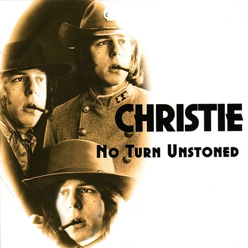 No Turn Unstoned by Christie