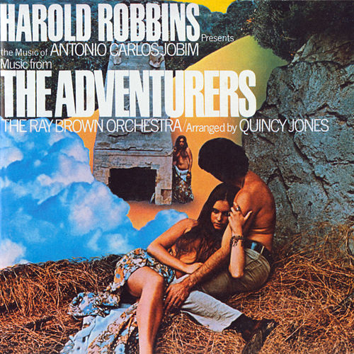 Music From The Adventurers by Quincy Jones
