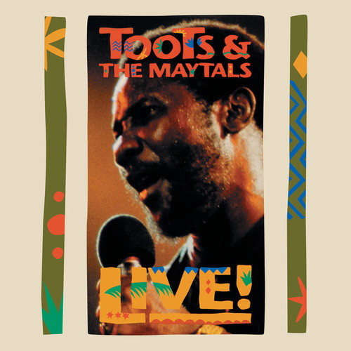 Live! by Toots and the Maytals