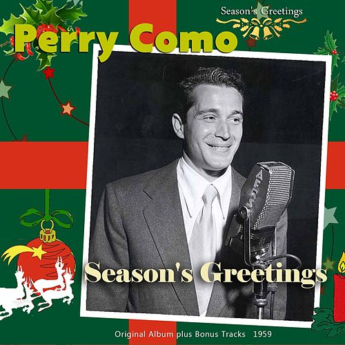Season's Greetings (Original Album Plus Bonus Tracks, 1959) by Perry Como