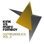 Sampledelics, Vol. 2 by KiNK