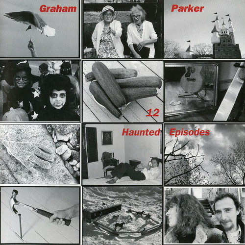12 Haunted Episodes by Graham Parker