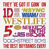 They've Got It Going On...The Best Boybands Ever! von Various Artists