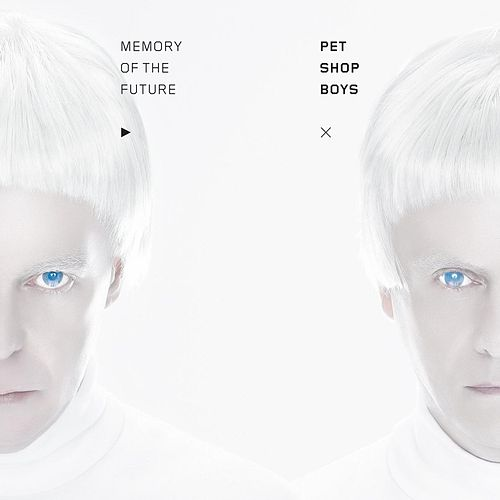 Memory of The Future by Pet Shop Boys