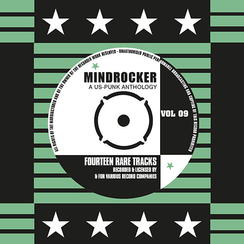 Mindrocker - A US-Punk Anthology, Vol. 9 (Remastered) by Various Artists