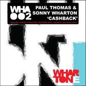 Cashback by Paul Thomas