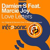 Play & Download Love Letters (feat. Marcie Joy) by Damien.S | Napster