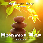 Play & Download Meditation Music: Volume 2 - Brainwave Entrainment with Binaural Beats by Brainwave-Sync | Napster