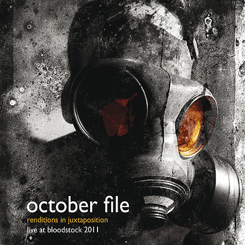 Play & Download Renditions Of Juxtaposition - Live At Bloodstock 2011 by October File | Napster