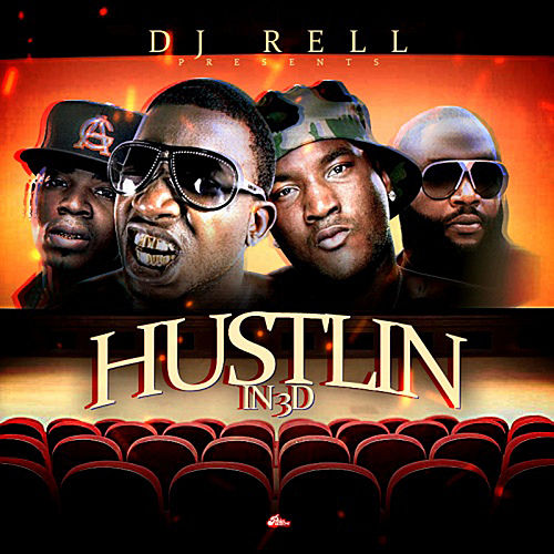 Play & Download Hustlin in 3d by Various Artists | Napster